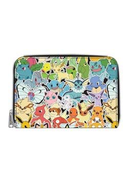 Loungefly Pokemon Ombre Wallet