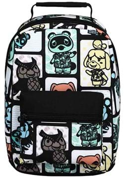 Animal Crossing Character Tile Lunch Tote