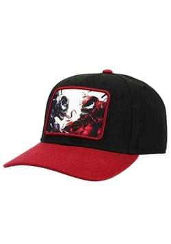 MARVEL Venom VS.Carnage Sublimated Patch Pre-Curved Bill