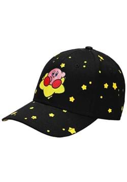 KIRBY EMBROIDERED CURVED BILL SNAPBACK