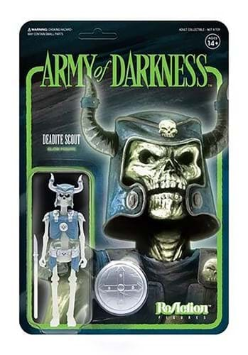 Army Of Darkness Deadite Scout (Glow in the Dark)