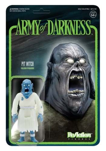 Army Of Darkness Pit Witch (Glow in the Dark)