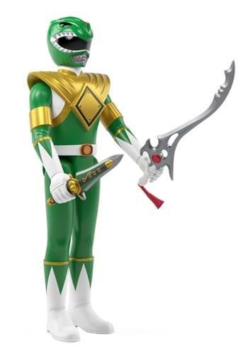Power Rangers Green Ranger Action Figure