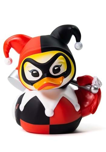 Harley Quinn Tubbz Collectible Duck