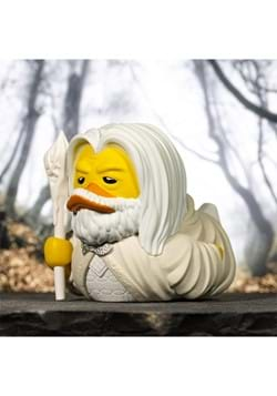 Lord of the Rings Gandalf the White TUBBZ Collectible Duck
