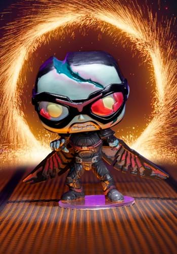 POP Marvel: What If - Zombie Falcon