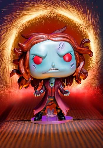 POP Marvel: What If - Zombie Scarlet Witch