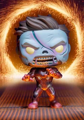 POP Marvel: What If - Zombie Iron Man