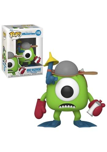 Funko POP Disney: Monsters Inc 20th Mike w/ Mitts