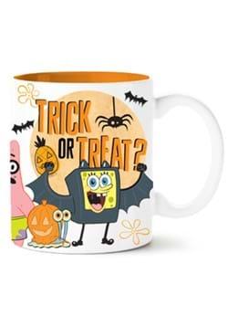 Spongebob Trick or Treat 20oz Ceramic Mug