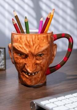 Nightmare on Elm Street Freddy Krueger Sculpted Mug