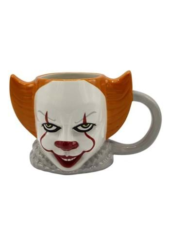 It Pennywise Sculpted Mug