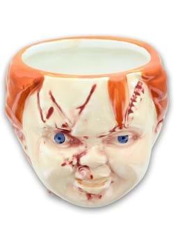 Chucky Sculpted Mug