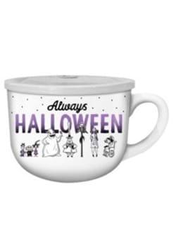 Nightmare Before Christmas Always Halloween Soup M