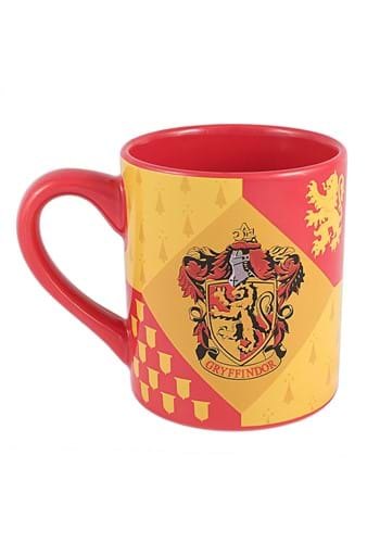 14oz Gryffindor Crest Ceramic Mug