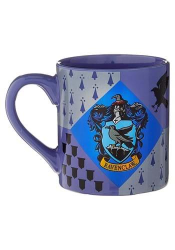 14oz Ravenclaw Crest Ceramic Mug