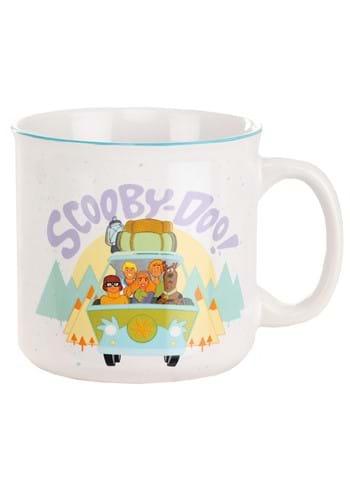 Scooby Doo Forest View 20 oz Camper Mug