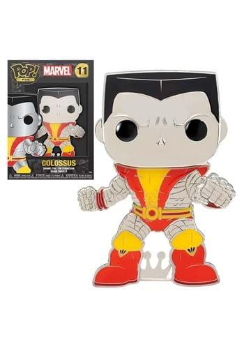 Funko POP Pins Marvel: X Men Colossus UPD