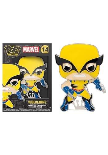 Funko POP Pins Marvel X Men Wolverine