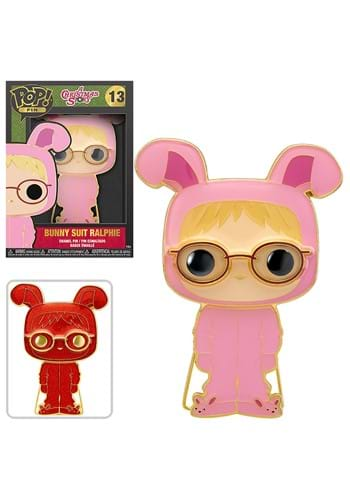 Funko POP Pins: A Christmas Story: Ralphie in Bunny