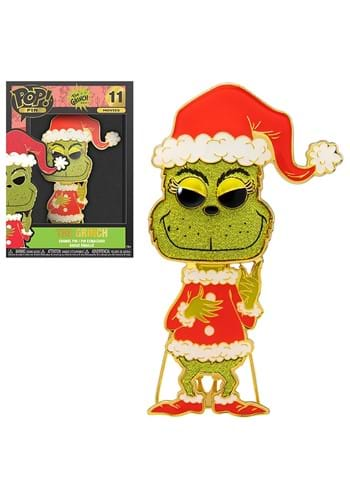 Funko POP Pins: Dr. Seuss: The Grinch