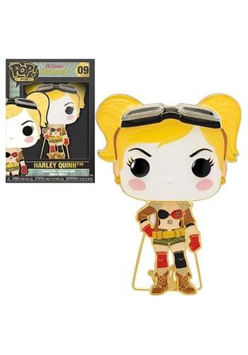 Funko POP Pins: DC Comics: Harley Quinn