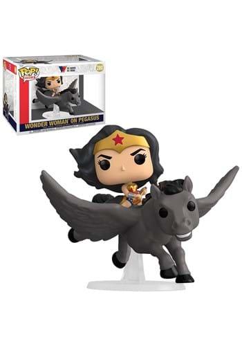 POP Ride Super Deluxe: WW 80th- Wonder Woman on Pe