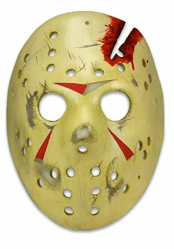 Friday the 13th Jason Mask Part 4 Prop Replica