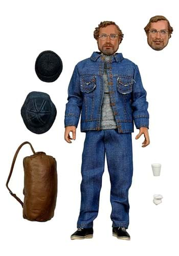 """Jaws Matt Hooper (Amity Arrival) 8"""" Scale Clothed"""