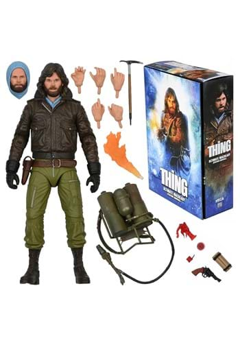 The Thing Ultimate Macready Action Figure