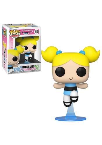 POP Animation: Powerpuff Girls- Bubbles