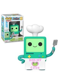 POP Animation: Adventure Time - BMO Cook