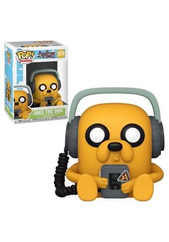 POP Animation: Adventure Time - Jake w/Player