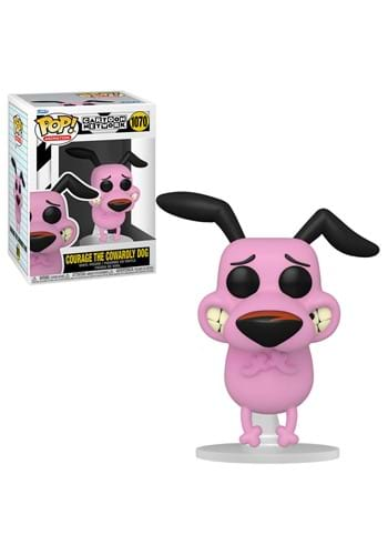 POP Animation: Courage- Courage the Cowardly Dog