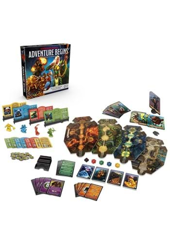 Dungeons and Dragons Adventure Begins Game