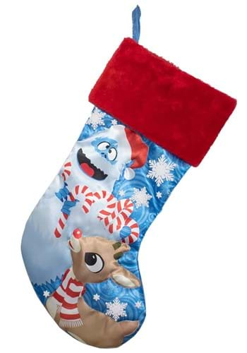Rudolph the Red-Nosed Reindeer Bumble 19-Inch Prin