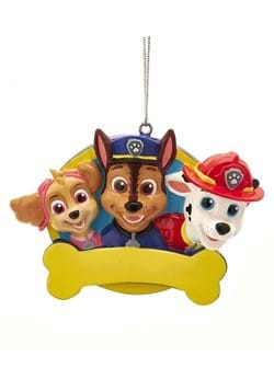 PAW Patrol Personalization 3 1/4-Inch Ornament
