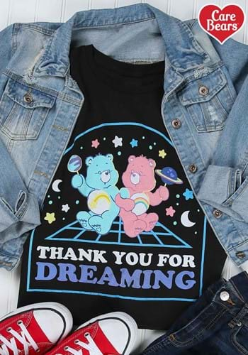 Mens Care Bears Thank You For Dreaming T-Shirt