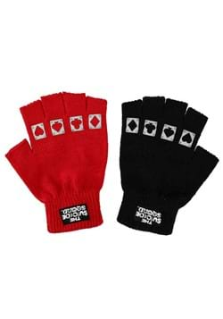 DC Comics Suicide Squad Harley Quinn Cosplay Gloves