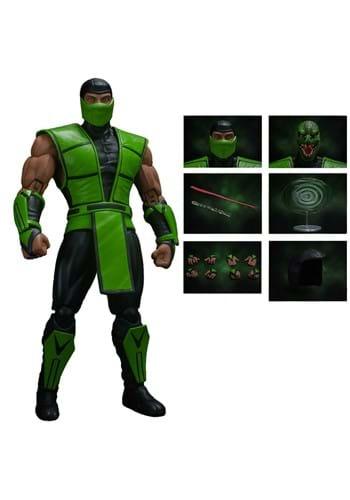 Storm Collectibles Mortal Kombat Reptile 1/12 Scal