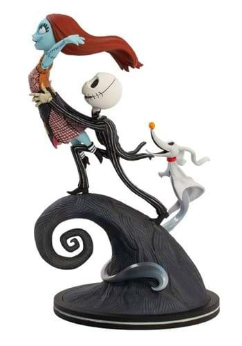 Nightmare Before Christmas 'Jack, I'm Flying' Q-Figure