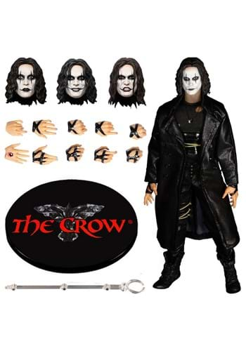 One 12 Collective The Crow Action Figure