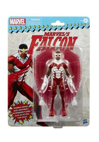 """Marvel Legends Retro Falcon 6"""" Action Figure"""