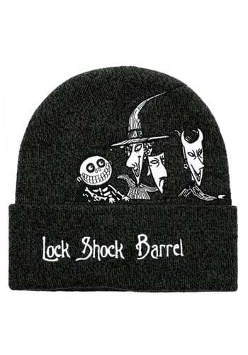 NBC Lock, Shock, and Barrel Beanie