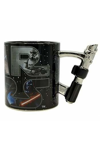 Star Wars Light Saber 3D Mug