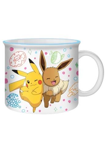 Pokemon Sweets Time 20oz Camper Mug
