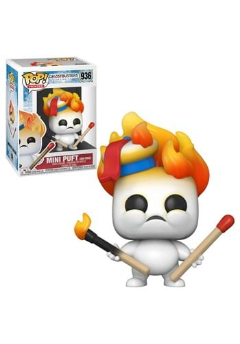 POP Movies: Ghostbusters: Afterlife- Mini Puft on
