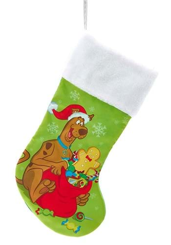 Scooby-Doo with Present 19-Inch Stocking