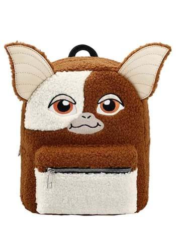 Gremlins Faux Fur Gizmo 3D Mini Backpack