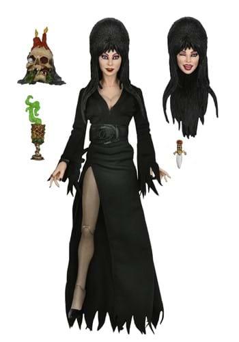 """Elvira 8"""" Scale Clothed Figure"""